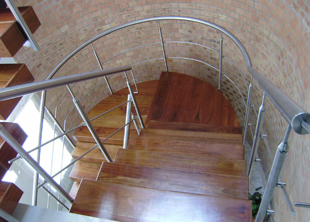 Fabricacion de escaleras